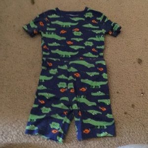Crocodile pj set